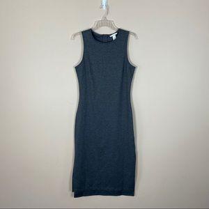 Dark Grey H&M Maxi Dress